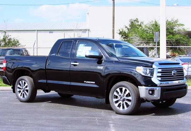 2018 toyota tundra specs options review