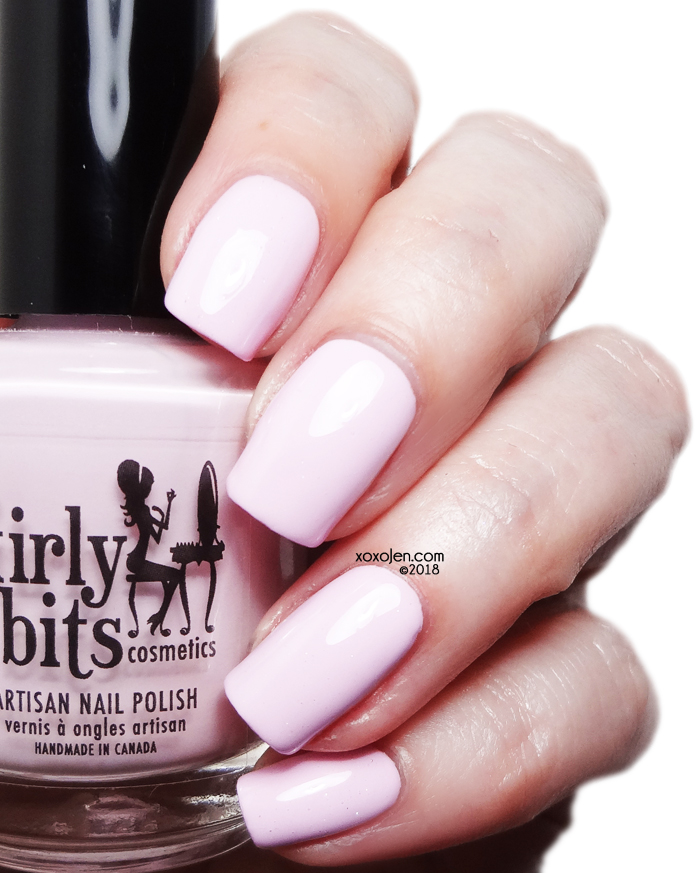 xoxoJen's swatch of GIrly Bits: Hearts In Bloom