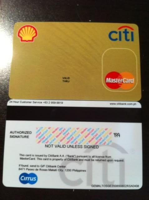 Usa Master Card
