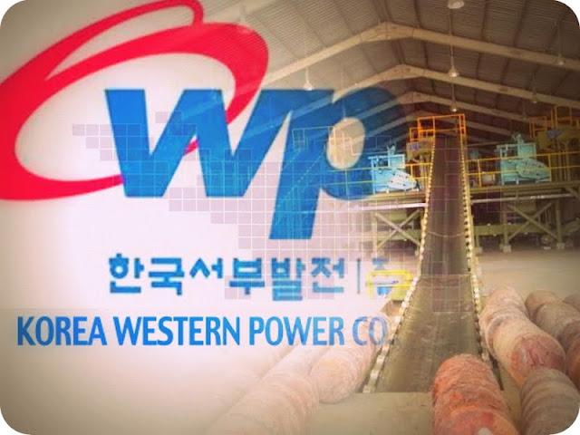 Korea Western Power (KWP) Akan Kembangkan Pabrik Energi Biomassa di Kais