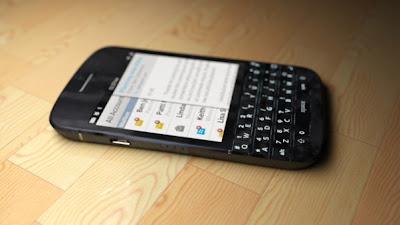 """Ya hemos visto una seríe de filtraciones para el dispositivo BlackBerry Z10 aplicaciones,funciones etc.. Pero está vez es el turno de del BlackBerry N10 el cual muy poco hemos visto, Estas fotos nos llegan desde Flickr por parte del diseñador Martin Hajek el cual ha subido unas impresionantes fotos de esté dispositivo. Ustedes se preguntaran porque anteriormente se había llamado BlackBerry """"X10″ y ahora paso a ser """"N10″ hay que tener en cuenta que estos nombres no son oficiales por parte de RIM pero desde un principio siempre se ha conocido estos dispositivos como Seríe-N para los dispositivos con teclado"""