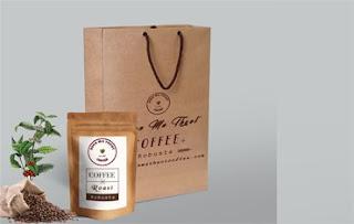 Cà phê bột rang xay nguyên chất Buôn Ma Thuột Café