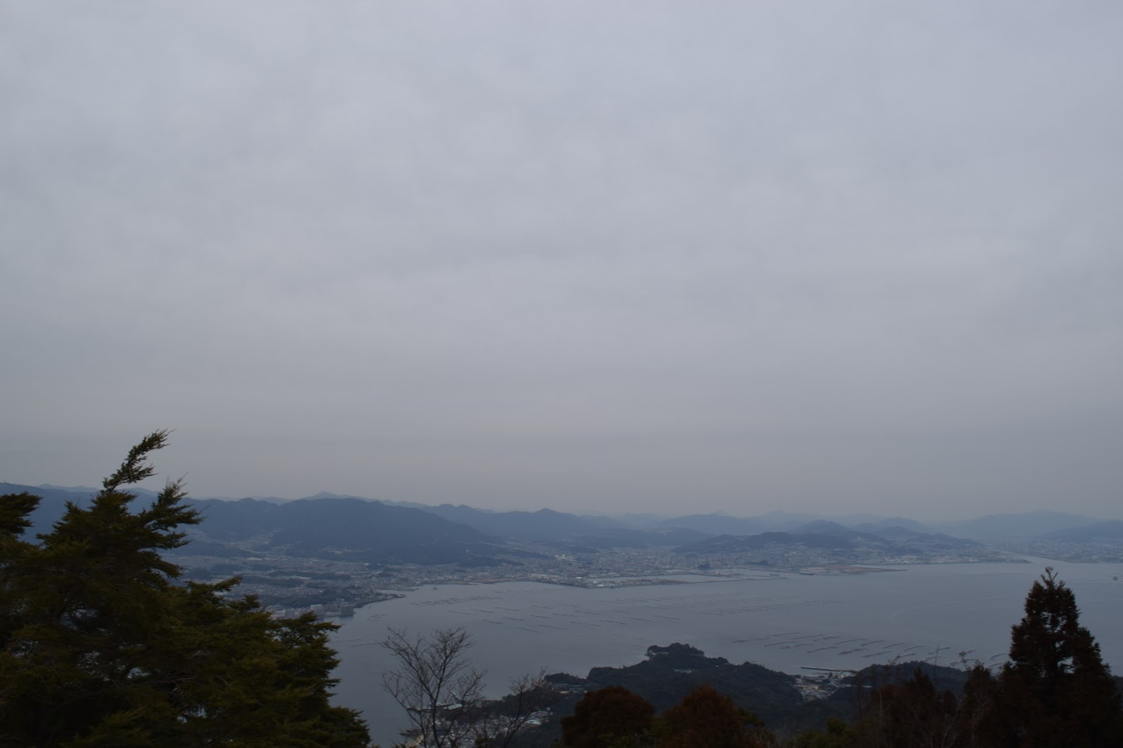 view of hiroshima