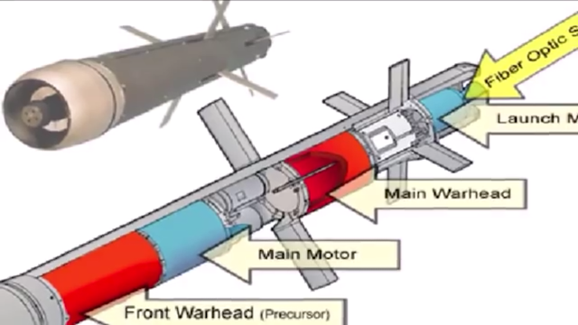 Main Portable Guided Missile