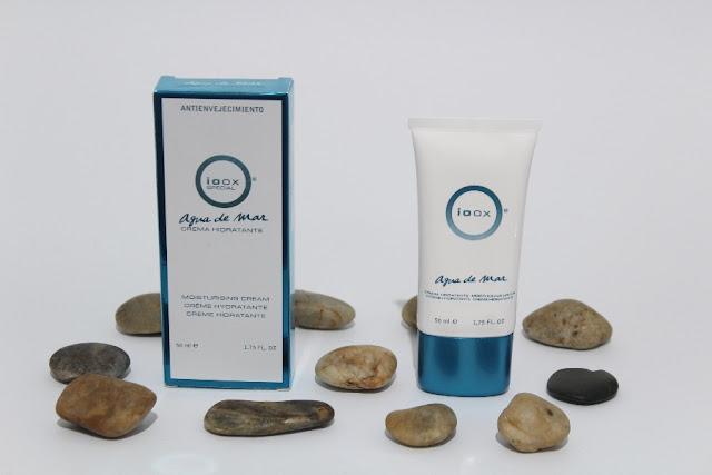 Agua de mar Ioox crema hidratante