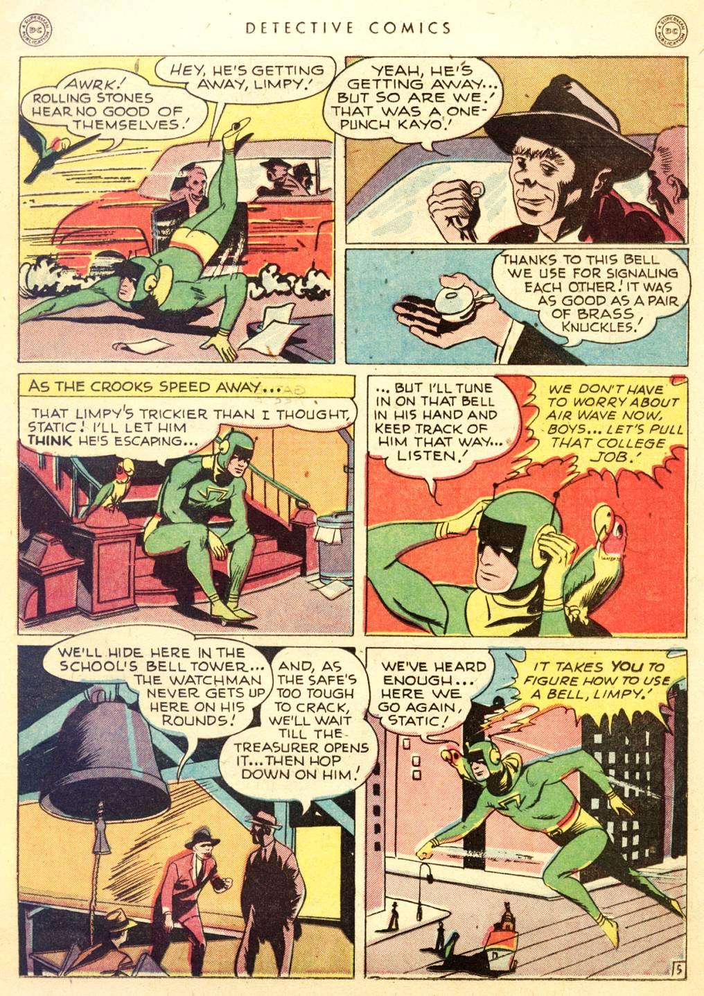 Read online Detective Comics (1937) comic -  Issue #128 - 21