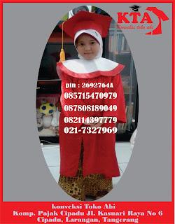 Penjual Baju Toga Jambi