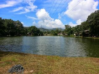 Phuket fishing park