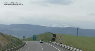 Droga E77, Słowacja