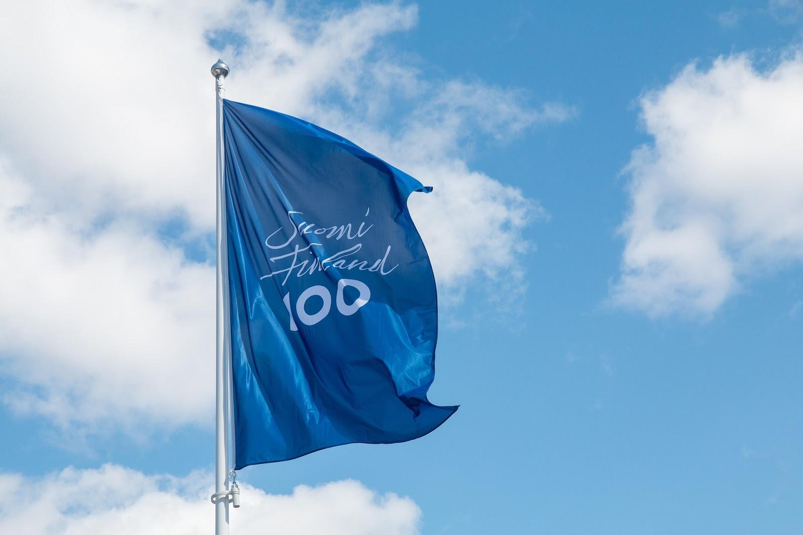 suomi 100 satavuotinen juhlavuosi Finland 100v