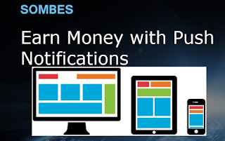 SOMBES - Monetización web Push Notifications