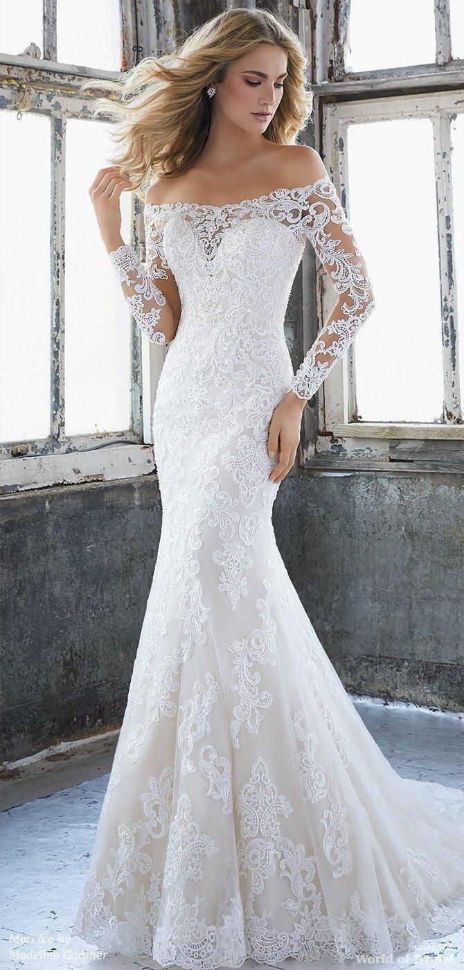 Mori Lee By Madeline Gardner Spring 2018 Wedding Dresses