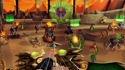 Tải Skull Towers Castle Defense Game Best Archery TD
