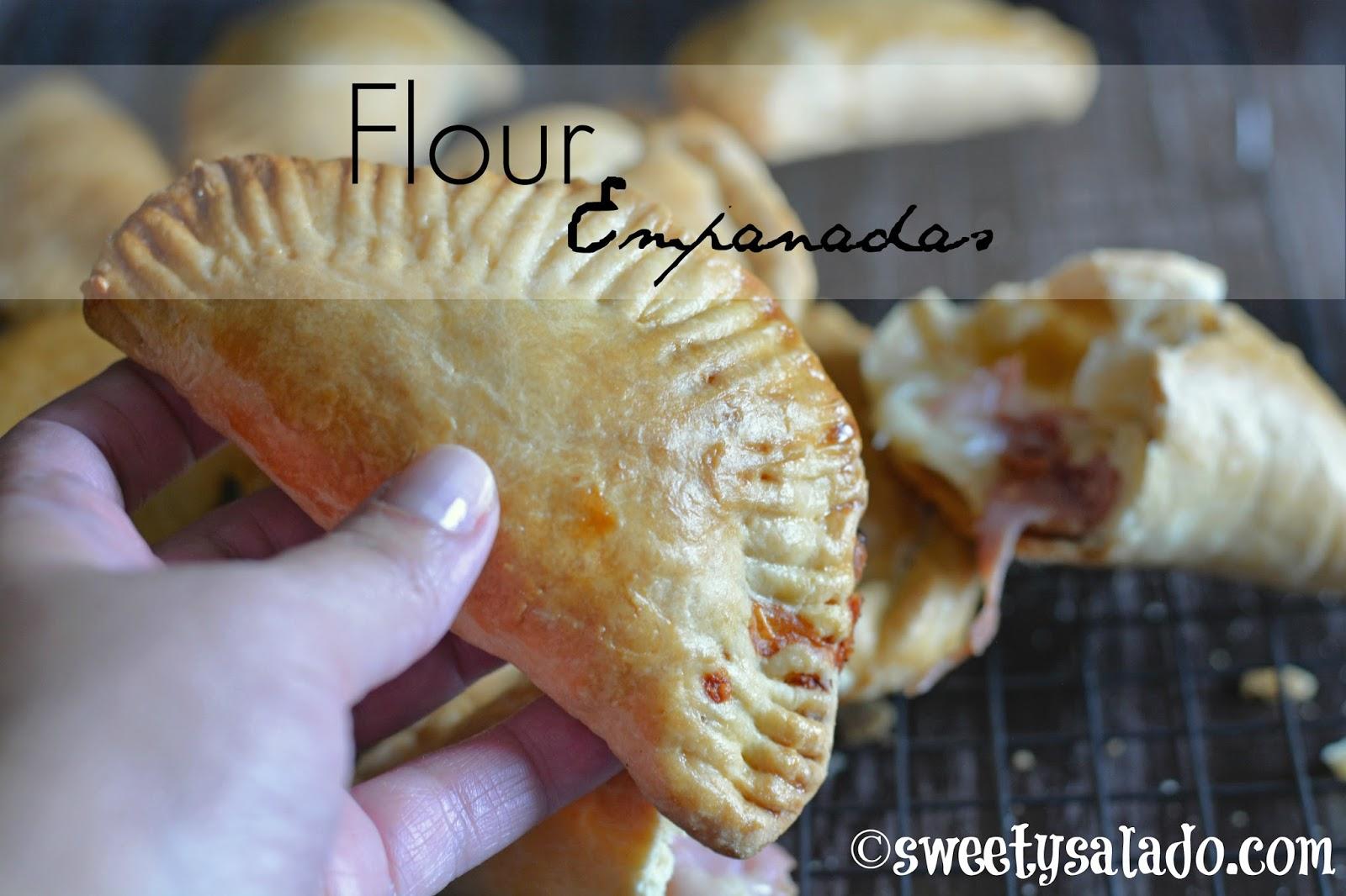 Sweet Y Salado Flour Empanadas
