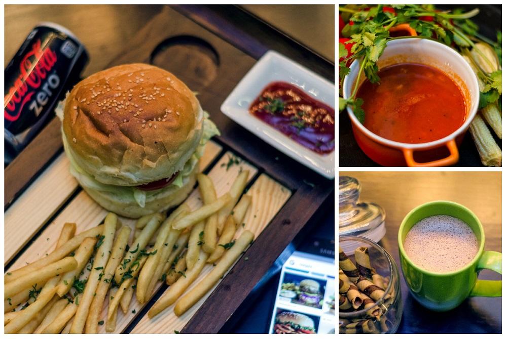 The Green House cafe in Salt lake, Kolkata - Live Laugh Dressup