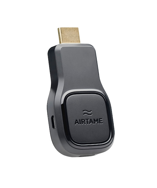 Airtame Homescreen streaming device
