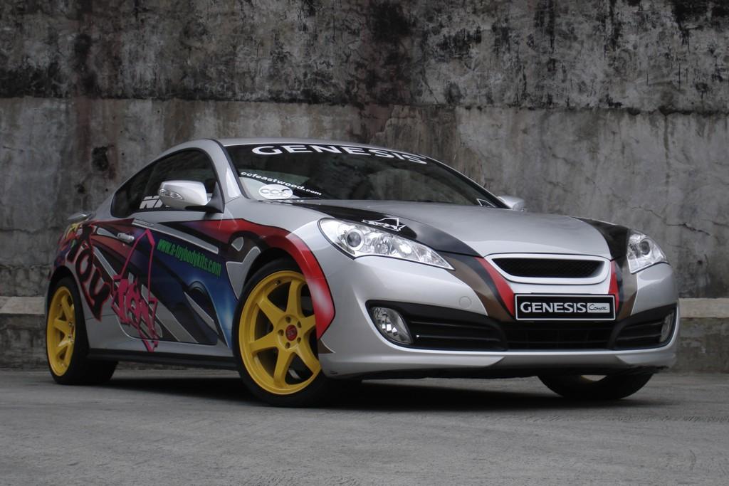 Review 2011 Hyundai Genesis Coupe Drift Car Philippine
