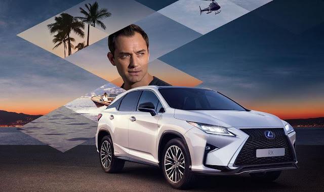 Canzone Pubblicità Lexus RX Hybrid - Musica Spot - Colonna Sonora e Attore