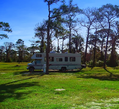 wickham park and campground, melbourne, florida