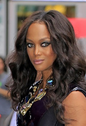 Tyra Banks : seduction in full operation, the model is exposed to the top glamor!