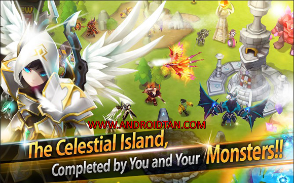 Free Download Summoners War Mod Apk v3.2.3 (God Mode) Android Latest Version 2017