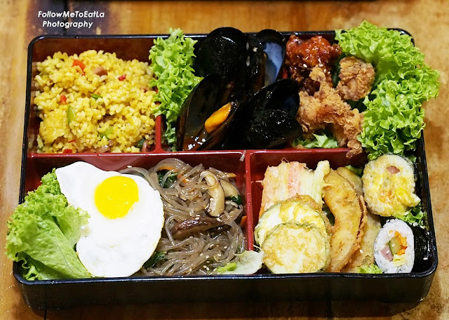SAN NAE DEUL Korean All-You-Can-Eat BENTO Buffet At NEXUS Bangsar South