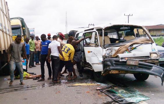 fatal accident enugu onitsha road