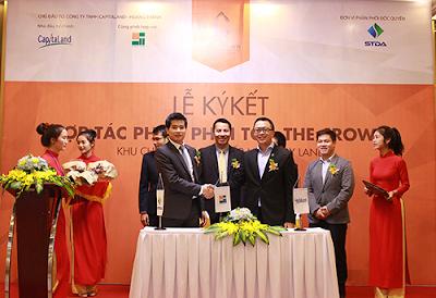 Phân phối dự án chung cư HongKong Tower