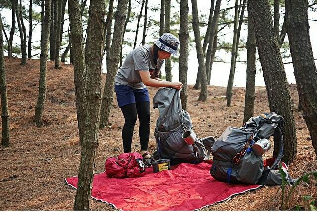 Kesulitan yang sering dialami oleh pendaki wanita