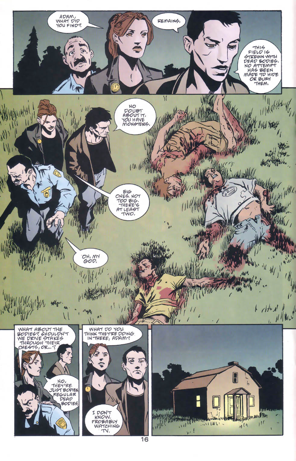 Read online Midnight, Mass comic -  Issue #2 - 17