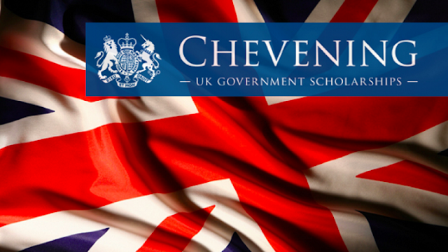 Chevening UK Government Scholarships for International Students 2018-2019