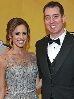 Kyle Busch Wife Samantha Busch