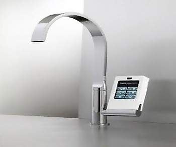 Kitchen Mixer Tap Dribbling