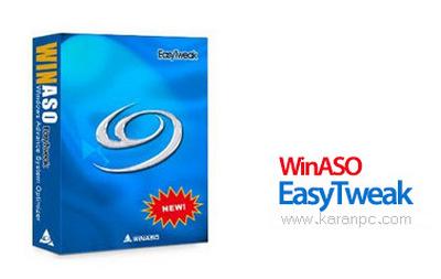 WinASO EasyTweak Free