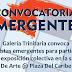 Convocatoria  de la Galería Trinitaria para exposición colectiva en la Sala de Arte de Plaza Del Caribe en Ponce