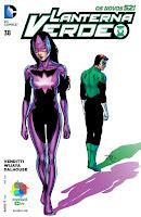 Os Novos 52! Lanterna Verde #38