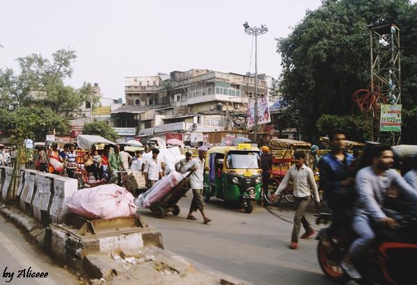 Old-Delhi-aglomeratie