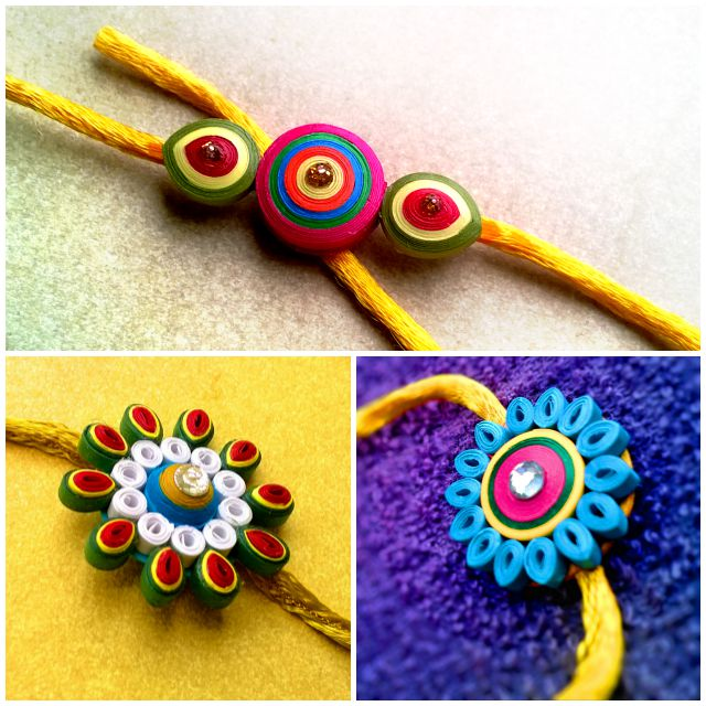 orderyourchoice  best ideas to make rakhi at home for