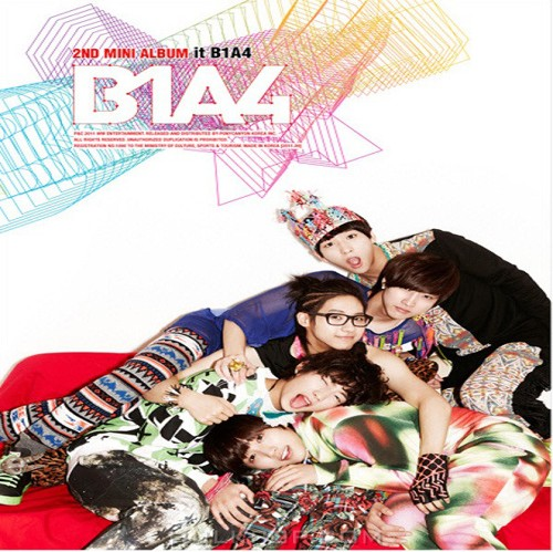 B1A4 – It B1A4 (2nd SPECIAL) – EP (FLAC + ITUNES PLUS AAC M4A)