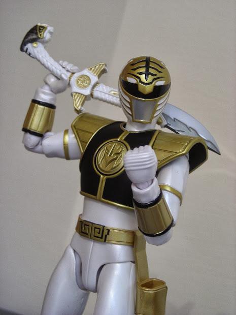 Shiny Toy Robots Toybox . Figuarts Kiba Ranger