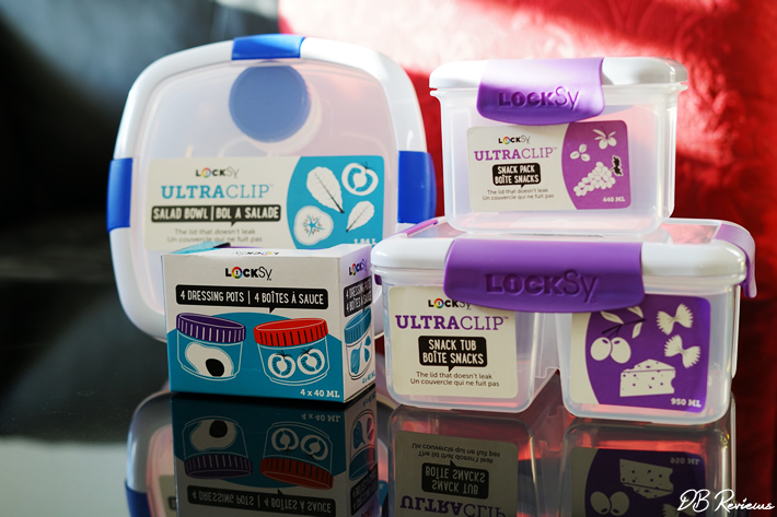 Locksy Ultraclip boxes