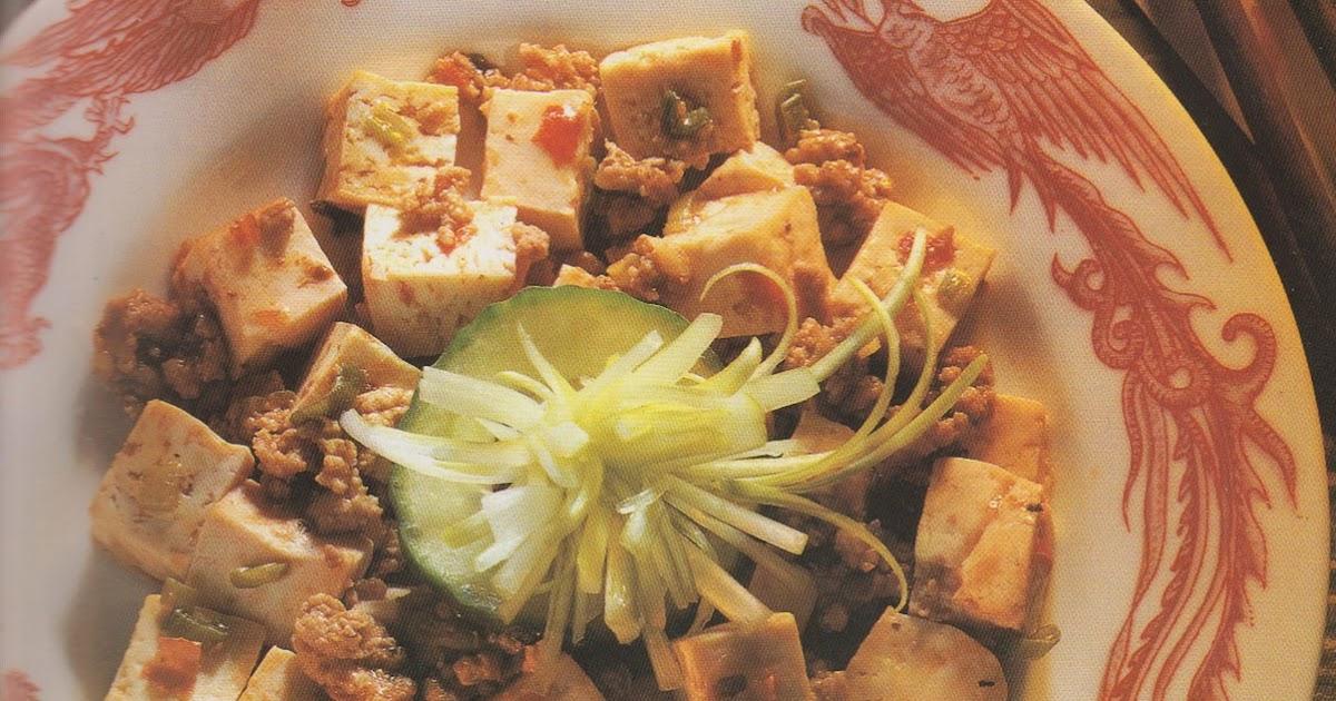 La cucina cinese tofu in salsa chili for Una salsa da cucina cinese