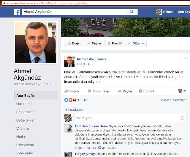 akademi dergisi, Mehmet Fahri Sertkaya, recep tayyip erdoğan, prof. dr. ahmet akgündüz, egemen bağış, efkan ala, akp'nin gerçek yüzü, gerçek yüzü, islamcılık, bop projesi,