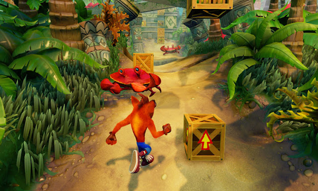 تحميل لعبة Crash Bandicoot كراش بانديكوت