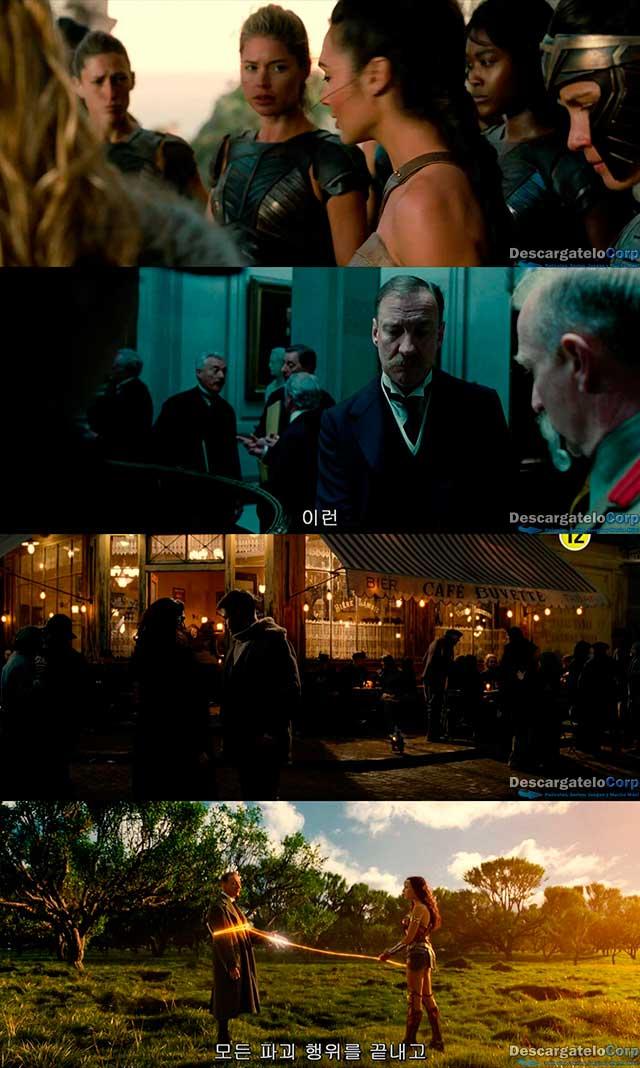 Mujer Maravilla (2017) HD 720p