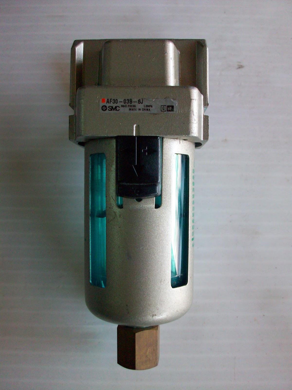 僑大機械五金行: SMC AF30-03B-6J 空氣過濾器