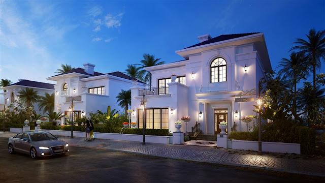 Thiết kế biệt thự Vinpearl Phú Quốc 3