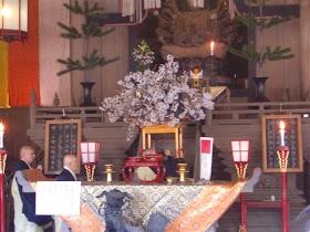 建長寺の花まつり