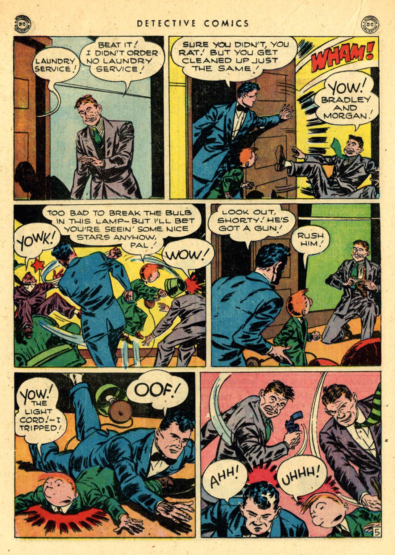 Read online Detective Comics (1937) comic -  Issue #111 - 28