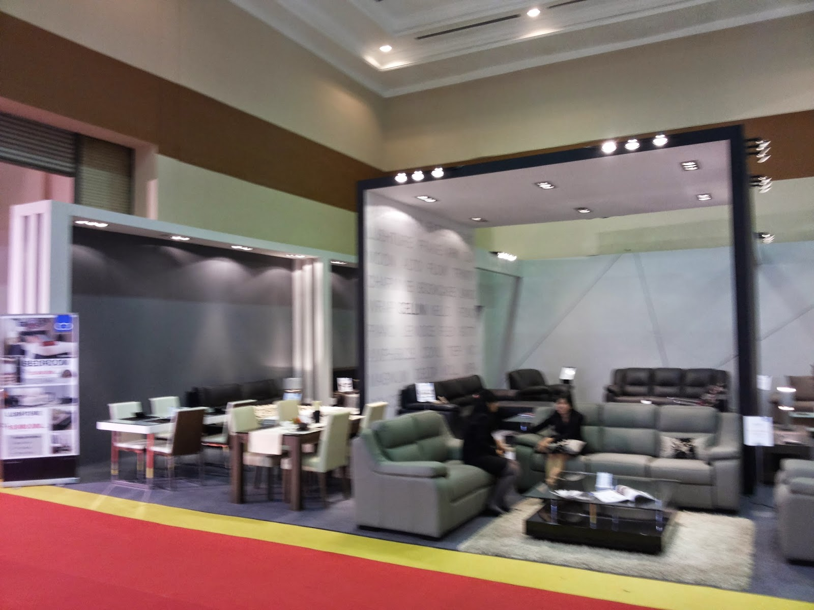 Booth Cellini Interior And Furniture Expo 2014 Jcc